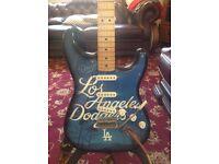 Fender MLB Limited run, stratocaster