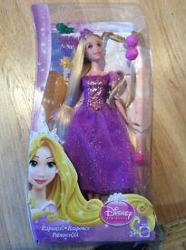 Disney princess Rapunzel fairytail (3ft) hair doll rrp £20. Sell £10. Brand New
