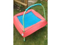 REDUCED ELC first junior trampoline, unisex
