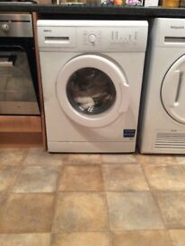 Below washing machine