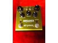 Strymon Brigadier Bucket Brigade delay pedal