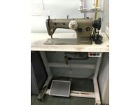4 Brother Industrial Sewing Machines - quick sale for the lot