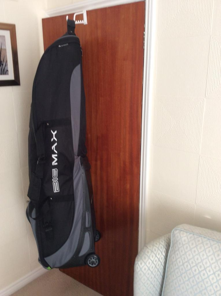 Big Max Deluxe Travel Cover