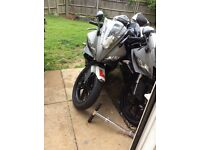yamaha yzf r125 engine £150 more parts forsale