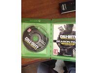 Infinite warfare on Xbox one