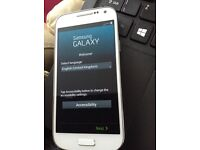 Samsung Galaxy s4 mini mobile