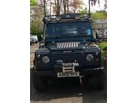 Land Rover Defender 2003 in excellent condition