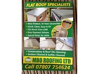 Flat Roofing and Guttering Specialist