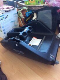 Isofix car seat base for Jane Koos
