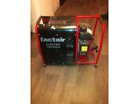 Factair blown fibre compressor 9a ped