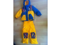 2 PIECES WINTER COSTUME FOR KIDS - 4 YEARS
