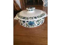 Midwinter Spanish Garden tureen