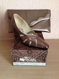 Occasion shoes and bag