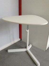Ikea Wind up extension Table, white.