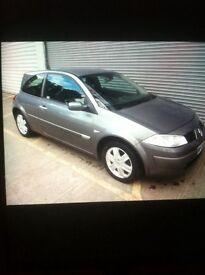 Renault megane - great first car for sale cheap