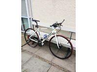 Boardman Comp Hybrid Road Bike (and accessories)