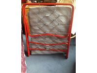 FOLDING BED £ 25 West End / Other items available