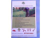 Grass cutting,garden services