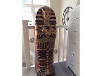Egyptian Tutankhamen Storage Cabinet