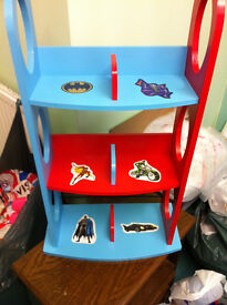 CHILDS SMALL BOOK CASE