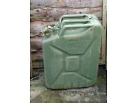 Jerry Can Green 20L