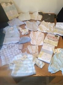 Bundle baby boys clothes 0-6 months BRAND NEW