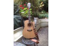 Washburn Acoustic guitar - Chicago Original