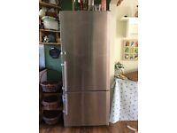 Liebherr Fridge Freezer, 75cm wide x 184 tall