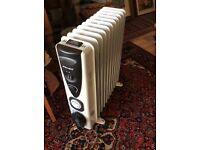 Ultra max 2000w oil radiator used twice