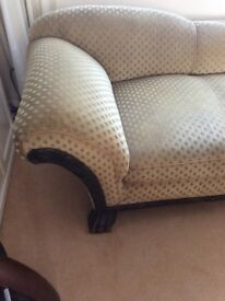 Chaise Longue style sofa