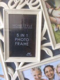 Photo frame (5 in 1)