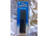 Silver line HSS long series drill bits 8mm- pack of 5