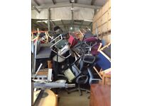 100 Chairs £100