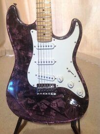 Electric guitar Refurbished.