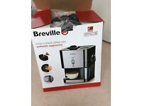 Breville instant coffee maker