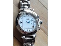 Cartier Pasha Style Gents Watch Automatic