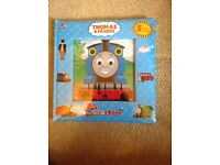 Brand New Unopened Thomas Tank Engine Jigsaw Book
