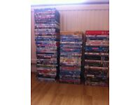 DVD films mostly u and pg