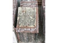 Roof tiles/slates concrete all good condition