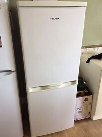 Bush fridge freezer, perfect working order