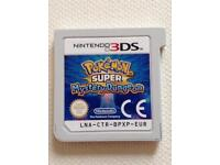 Pokemon Super Mystery Dungeon game *FREE P&P*