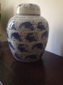 Very Large Chinese Jar