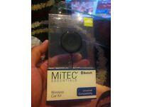Mitec Bluetooth Wireless Car kit. (New & Unopened)