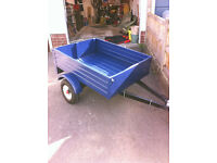 Trailer for sale ideal camping or other use .