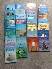 31 Usbourne Books