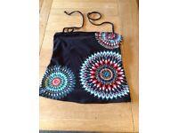Next size 14 swim top with detachable straps, excellent