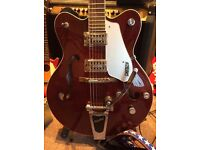 Gretsch G5422 Electromatic Hollow Body Walnut Stain Bigsby with hardcase