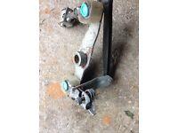 Corsa c gear linkage