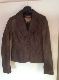 100% Genuine Leather Jacket