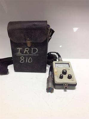 Ird Mechanalysis Model 810 Jch